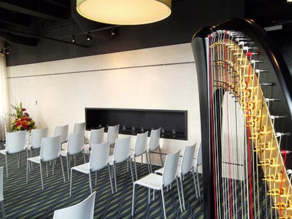 Grand Rapids Wedding Harp Music