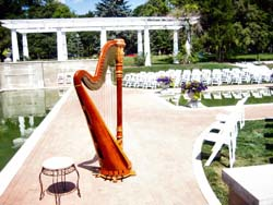 Lakeside Rose Garden Wedding Ceremony Music Fort Wayne