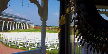 Wedding at Lavender Crest Winery Music Colona Illinois