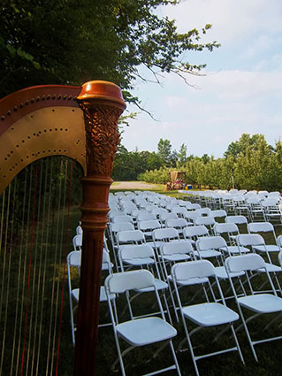 County Line Orchard Wedding