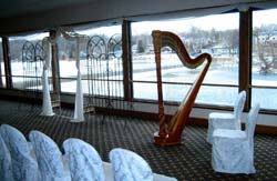 West Chicago Wedding Duet Harp Flute