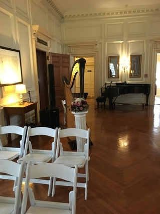 Allerton Park Mansion Wedding Ceremony Music