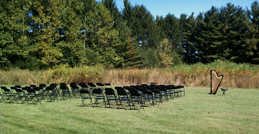 Outdoor Wedding Ceremony Music Indiana