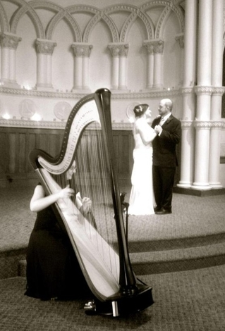 Wedding Harpist
