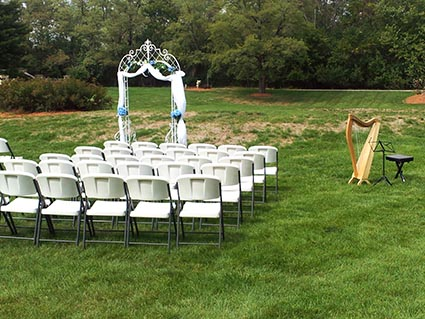 Galena Illinois Wedding Harpist