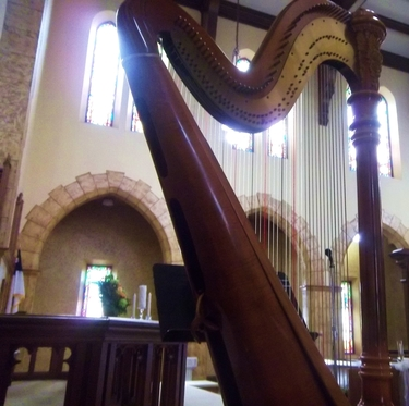 Harpist for Weddings in Tiffin, Oiho