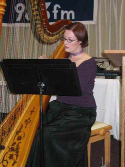 Northwest Indiana Harpists for Weddings