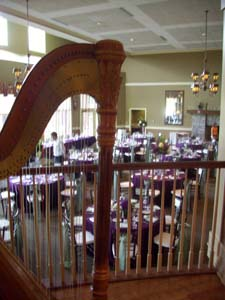 South Bend Country Club Northern Indiana Harpist