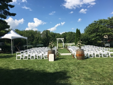 Southern Ohio Harpist for Weddings