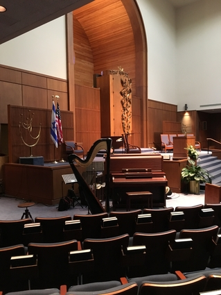 Harp Music for Jewish Funerals in St. Louis