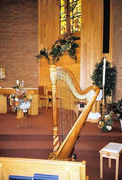Central Illinois Catholic Wedding Mass Musician