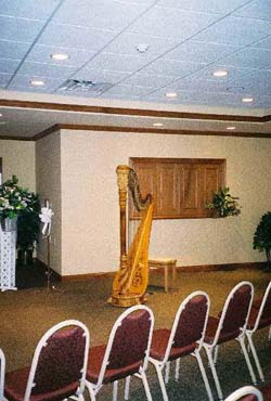 Valparaiso Wedding Music Harp
