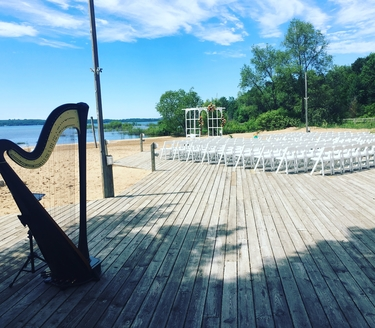 Traverse City Harpist