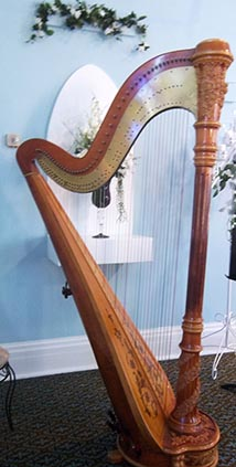 Catholic Church Wedding Music Harp