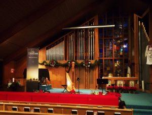 Mattoon harpist