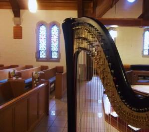 Peoria Harp Music for Weddings