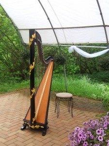 The Classic Harpist Providing Elegant Harp Music For