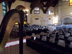 Peoria Wedding Harpist Cornerstone