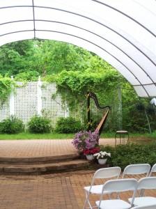 Michigan City Wedding Harpist