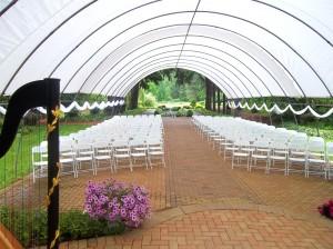 Wedding at International Friendship Gardens