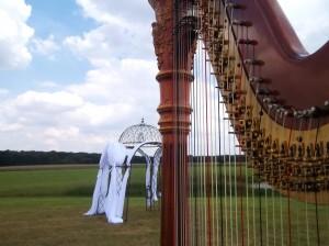 Mt. Zion Wedding Harpist