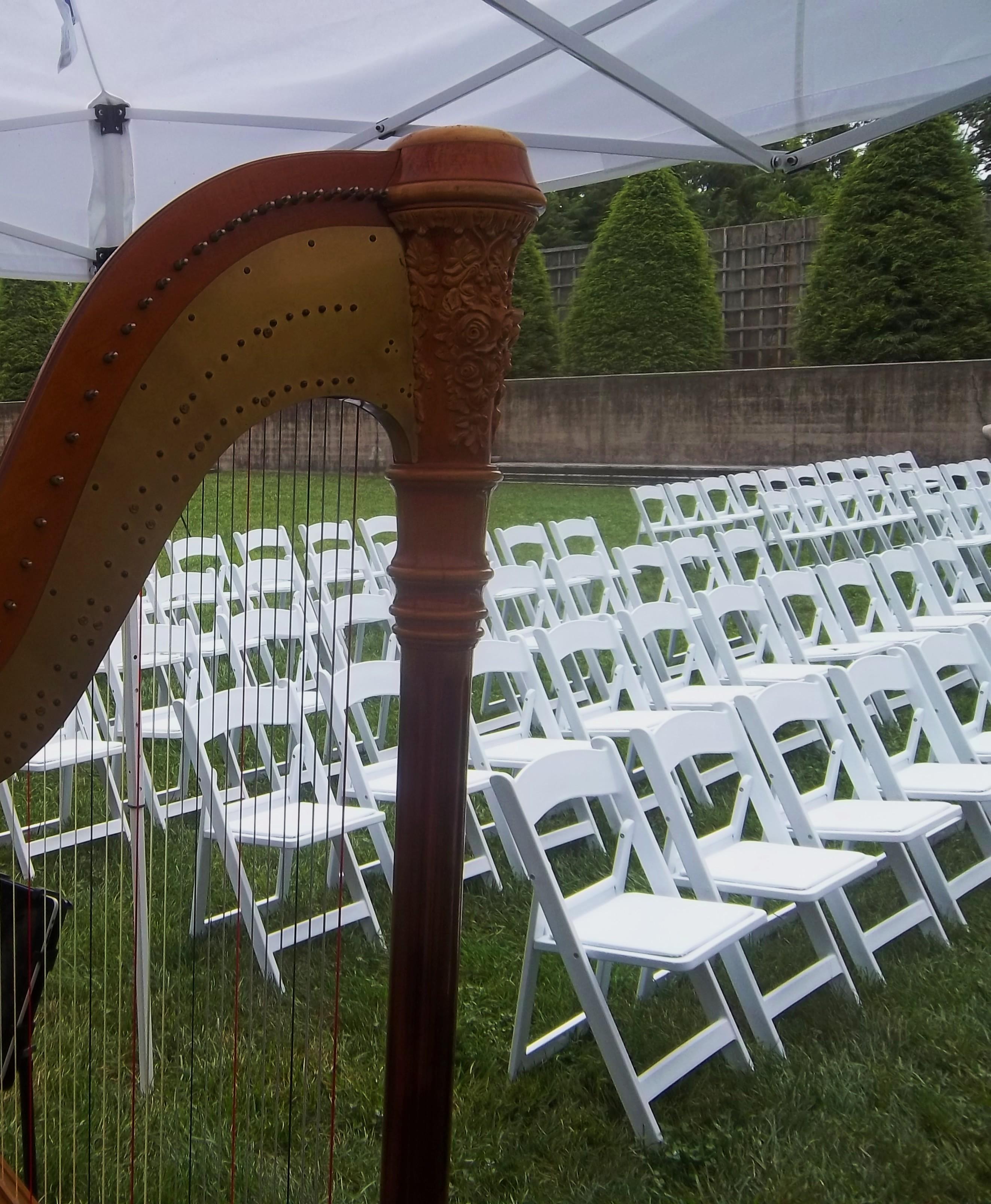 Outdoor Wedding Illinois: Central Illinois Wedding Musician