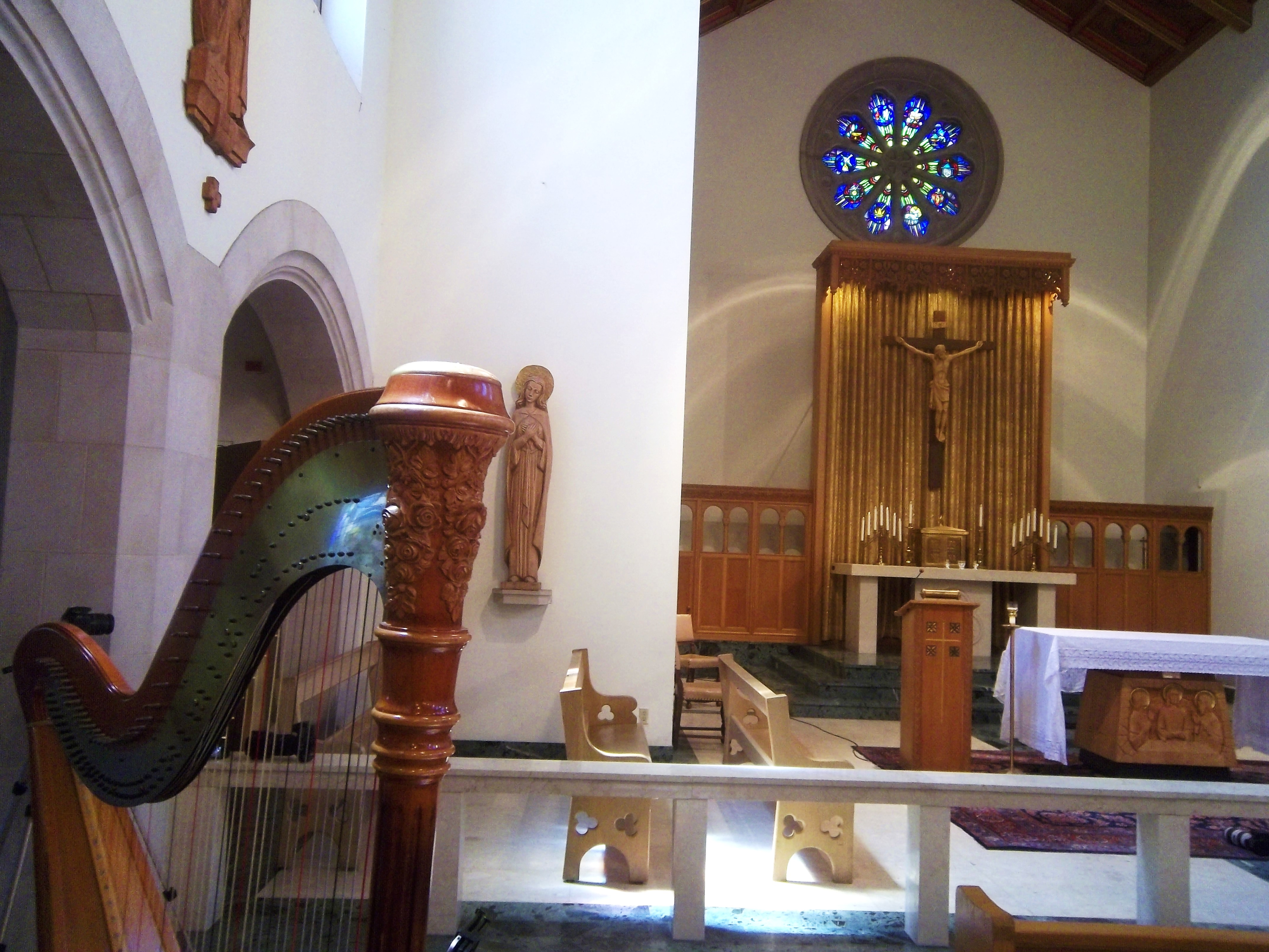 Detroit Wedding Music Academy Sacred Heart