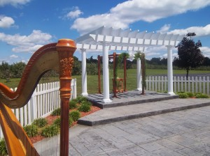 Southern Indiana Harpist for Weddings