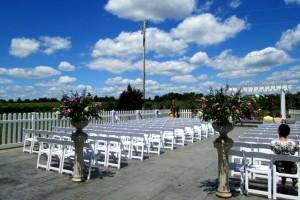 Southern Indiana Harp Player Weddings