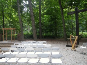 Funks Grove Wedding