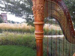 Mishawaka Harpist