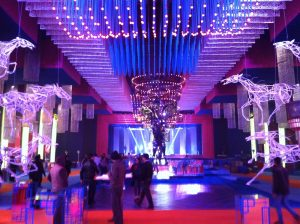 Delhi wedding set-up