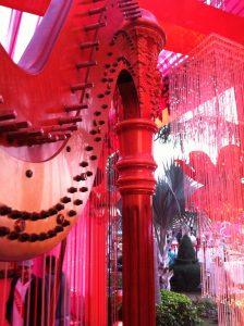 Harpist in Gujarat