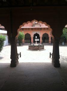 Bhopal palace