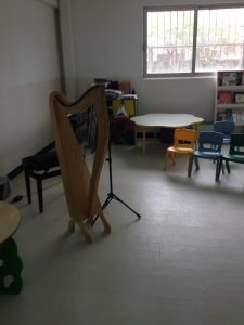 Lagos Harp Teacher