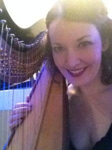 Chicago Harpist, Devon Carpenter