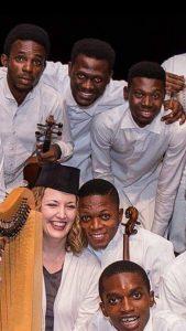 Lagos Harpist & Orchestra