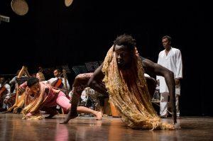 African Ballet