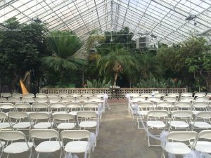 South Bend Wedding Musician - Potawatomi Conservatory