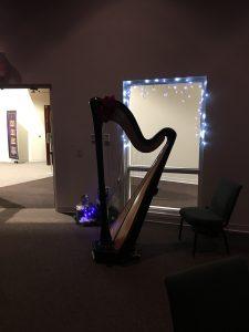 Davenport Harp Music