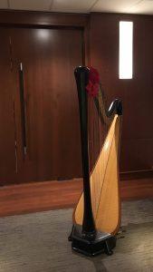 Midland MI Harpist