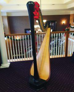 Peoria Harpist - Open House Music