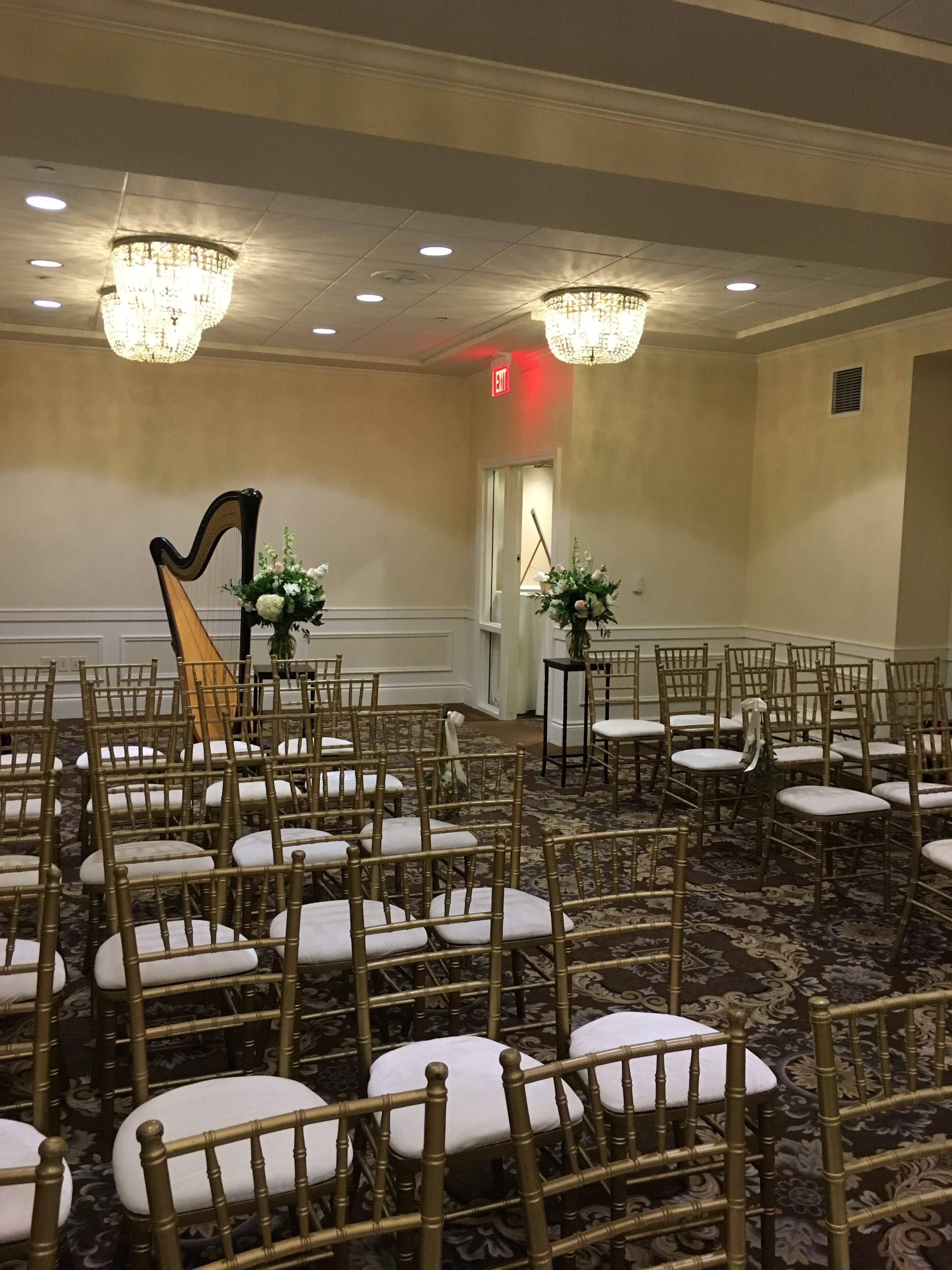 Quad Cities Harpist for Weddings