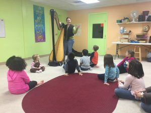 Harp Lessons in Springfield, Illinois