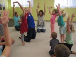 Preschool Music Classes in Springfield Illinois