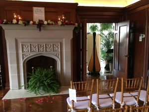 Indianapolis Wedding Harpist - Laurel Hall Ceremony