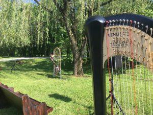 Huntsville AL Wedding Harpist