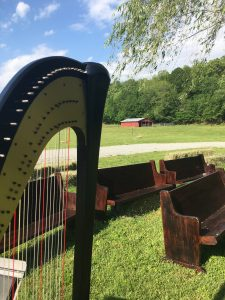 Alabama Wedding Harpist