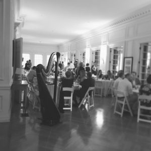Wedding Reception at Allerton Mansion