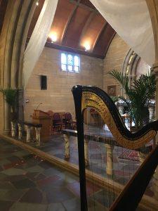 Princeton IL Harpist